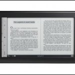 Amazon Kindle's rival Sony e-reader