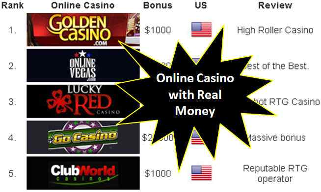 online casino real money spielen gratis