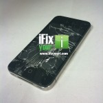 iPhone 4 Glass Housing Breaks in Test Drop