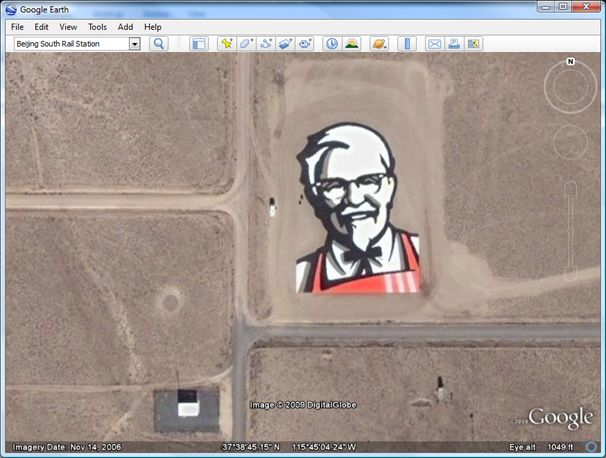 20 Strangest Sights in Google Earth | TechPaparazzi