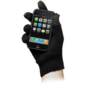 iPhone Dots Gloves