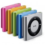 Apple's New iPods First Impressions-4G iPod shuffle, 4G iPod touch and 6G iPod nano