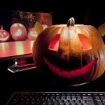Carving Pumpkin PC Case, Happy Halloween !