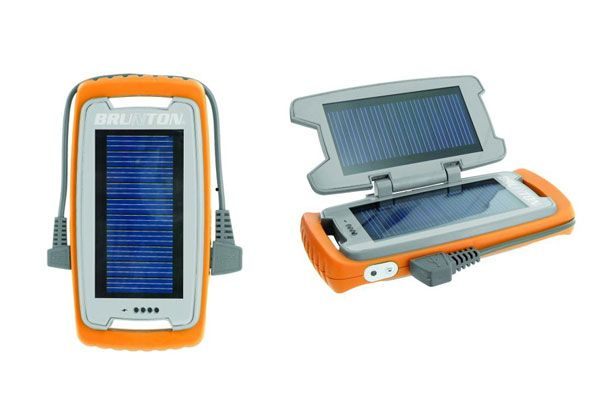 Green Brunton Solar Charger