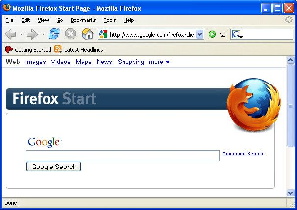 popularity in its beta incarnations, Mozilla's Firefox Web browser ...