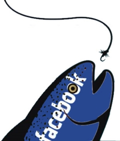 Facebook Fishing or Phishing