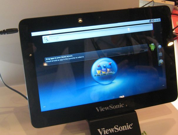 Viewsonic Tablet