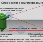 Smart Measure Checklist