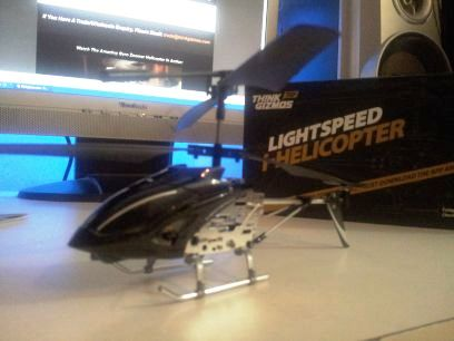 iHelicopter Christmas Present