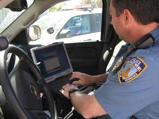 Police Tracks GPS Criminal