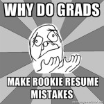 Five IT Resume Mistakes and How to Avoid Them