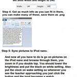 Cheating using iPod