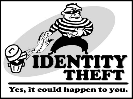 Identity Theft Reasons