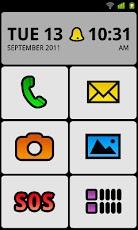 mobile phones poor eyesight