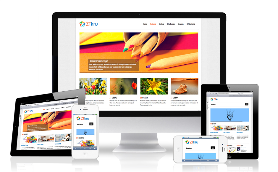 Fabulous Premium Templates for Joomla - TechPaparazzi