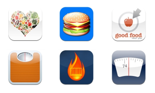 lose weight iphone apps