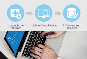 File and photo recovery software